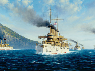 """Teddy and the """"Great White Fleet"""""""