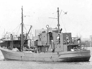 USCG Series: The Loss of the Natsek