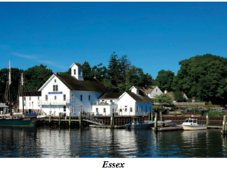 Essex Cruise: Music, Steam Trains and a Castle!