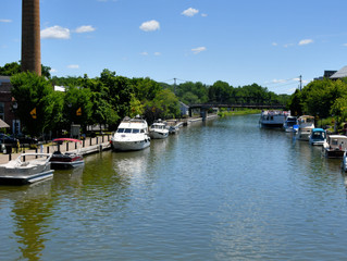 Up and Down the Erie Canal - Part I