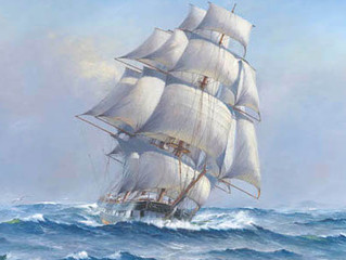 Marco Polo: The Fastest Ship in the World