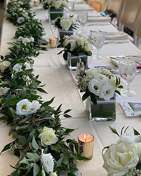 A beautiful 🌿table designed for our spe