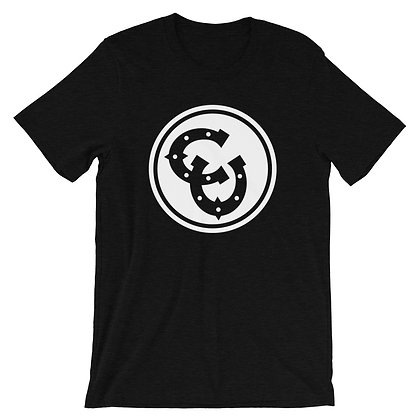 Horseshoe T-Shirt {White}