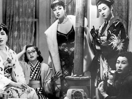 "Memorias de las ""putas"" tristes de Mizoguchi"