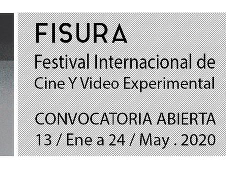 FISURA, el nuevo gran festival de cine experimental de la Ciudad de México
