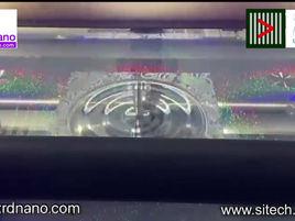 PicoMaster Fresnel lens UV replication