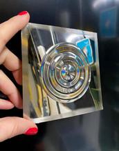 Wavey Fresnel lens