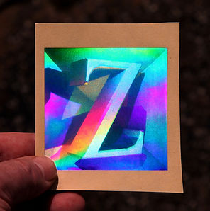 The world's first 3D digital embossed holographic stereogram