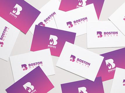 Boston Melts | Logo Design