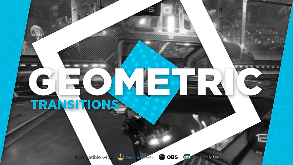 Geometric (Blue) Transitions