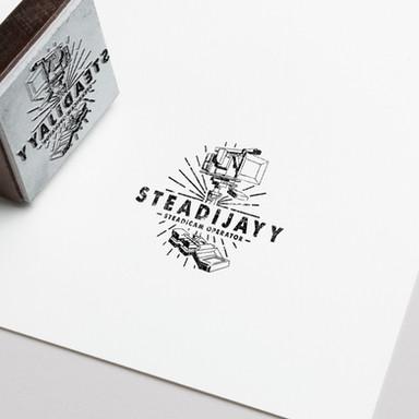 SteadiJayy | Logo Design