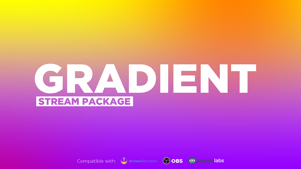 Gradient Stream Package