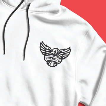 Crimson Rockets | Mascot Design