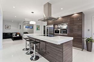 Aménagement intérieur cuisine