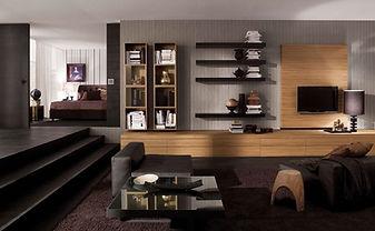 Aménagement intérieur salon