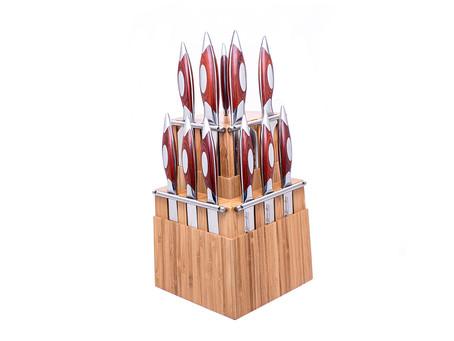 13pc Knife Block Set