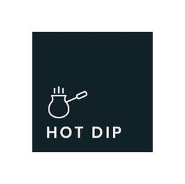 Hot dip のロゴ