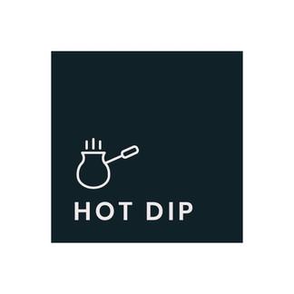 Hot dip logo