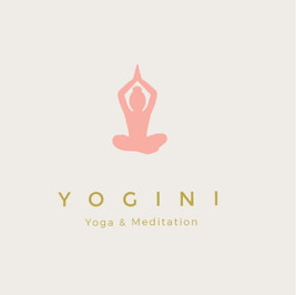 Логотип Yogini