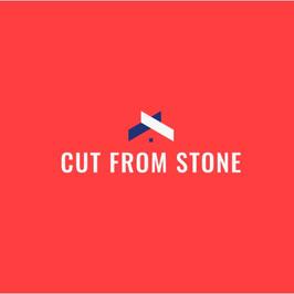 Logo da Cut from stone