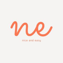 NE logo logo Nice and Easy