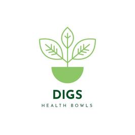 Logo do restaurante dig health bowls