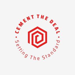 Logo da Cement the deal