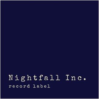 Nightfall inc. record label logo
