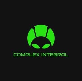 Logo von Complex integral mit einem Alien