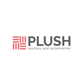 Логотип Plush Textiles