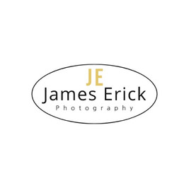 Logo de fotografia james erik