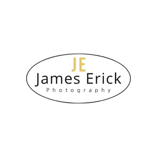 James erik photography logo