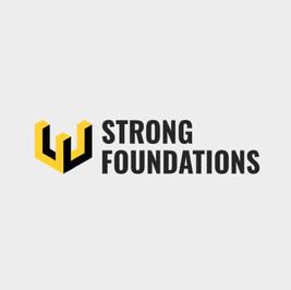 Logo da Strong foundations