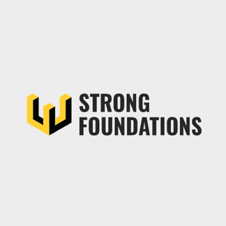 Strong foundations logo