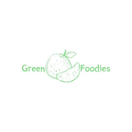 Green foodies のロゴ