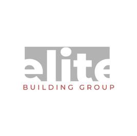 Logo da Elite building group