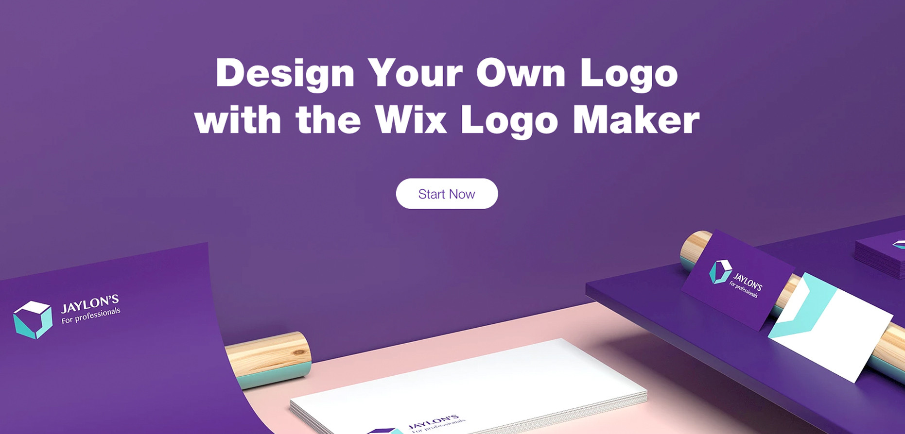 Logo Maker | Create Your Own Free Logo Design | Wix com