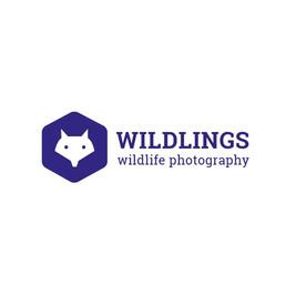 Logo de Wildlings, fotografía de vida salvaje