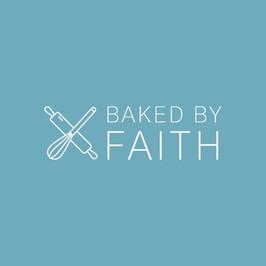 Logo de Baked by Faith