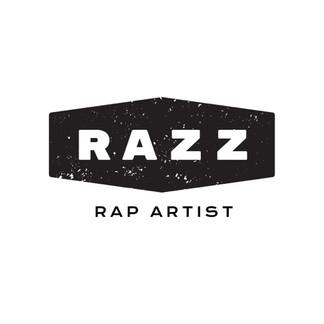 Razz rap artist logo