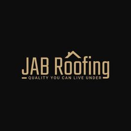 Logo da JAB roofing