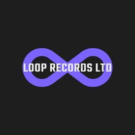 Logo von Loop recordings ltd mit einer Unendlichkeitsschleife