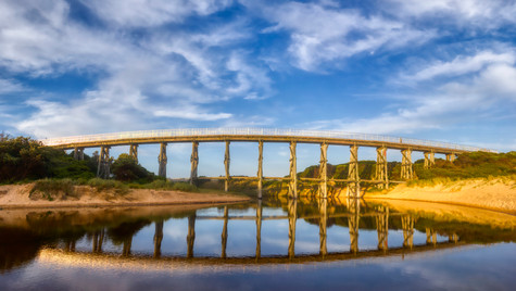 Kilcunda Tressle Bridge