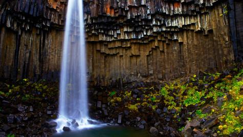 Organpipe falls
