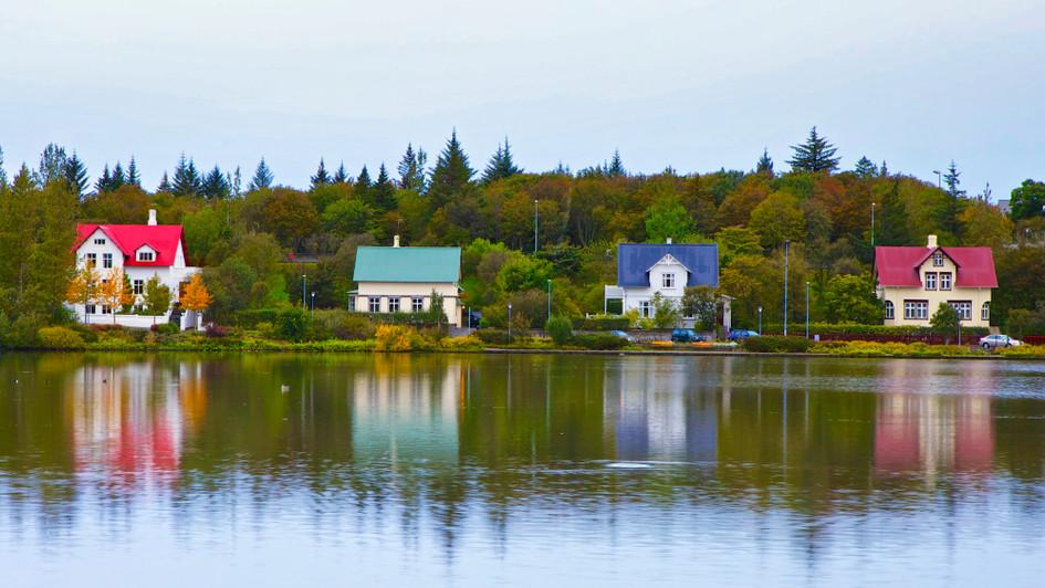 Reykjavík cottages