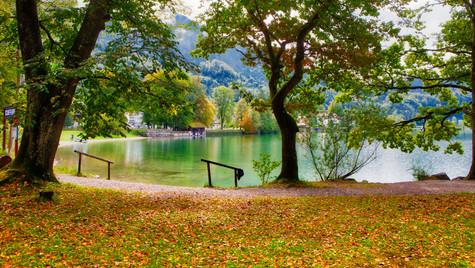 Lake near Wenchelsee