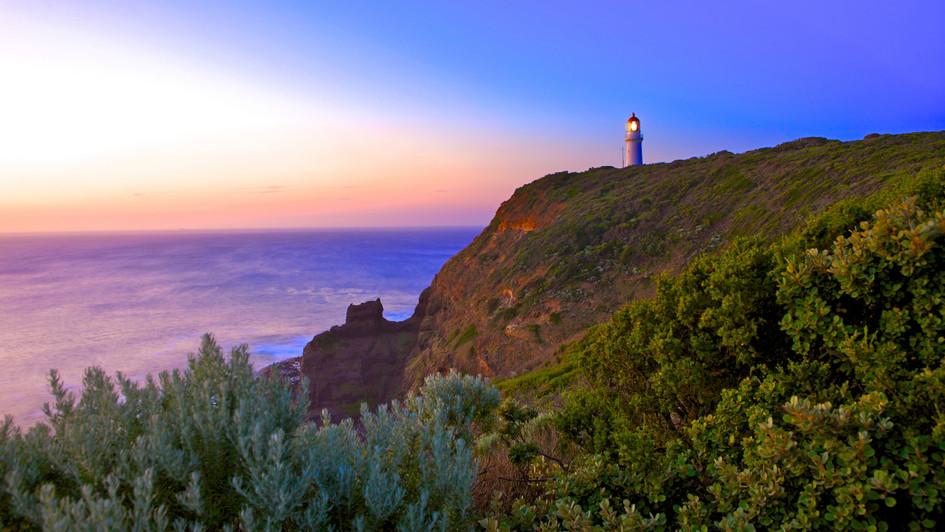 Cape Schank at dawn