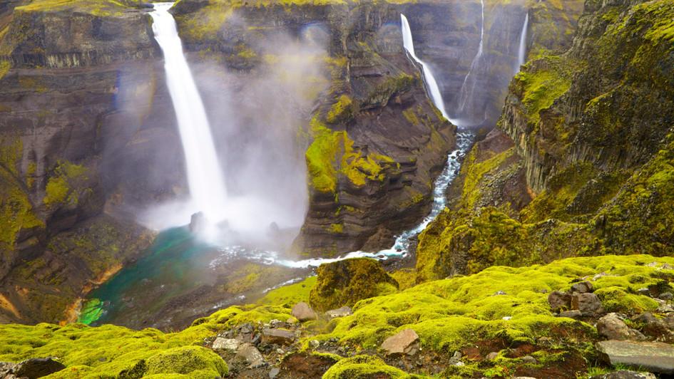 Emeral falls