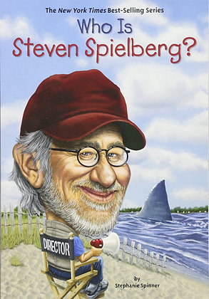 Who Is Steven Spielberg?