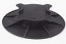 regelbare terrasdrager 3 - 5 cm